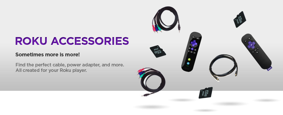 Roku Accessories 