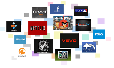 Angry birds, Netflix, MLB, NHL, CNBC and more all on Roku