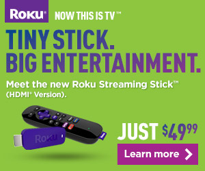 Save $10 on Roku 2