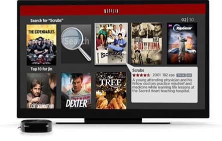 Enjoy thousands of movies on Netflix with Roku