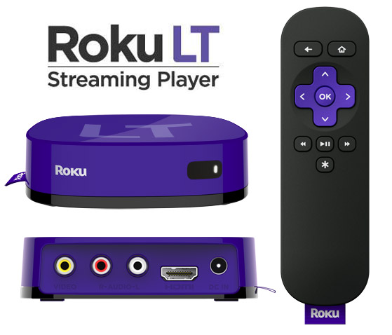 The Roku HD